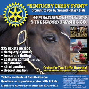 Seward Rotary Kentucky Derby