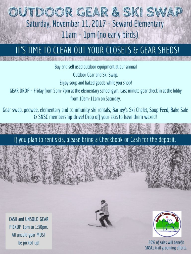 Outdoor Gear & Ski Swap
