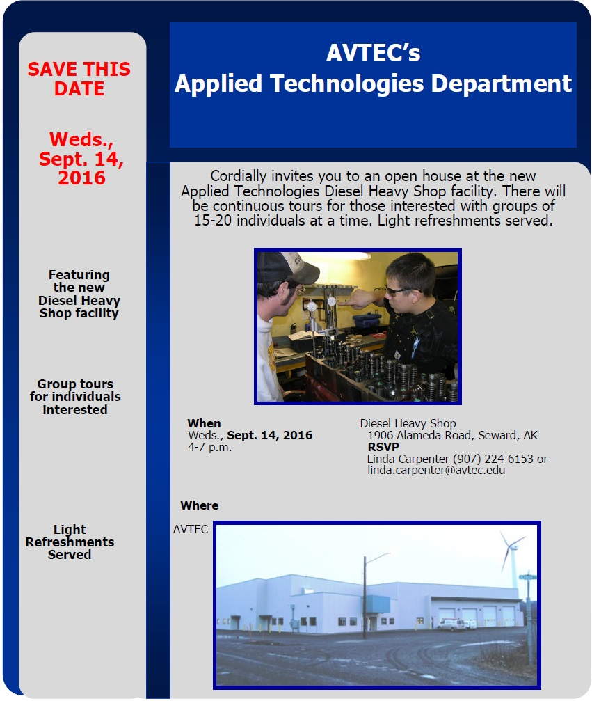 AVTEC Open House