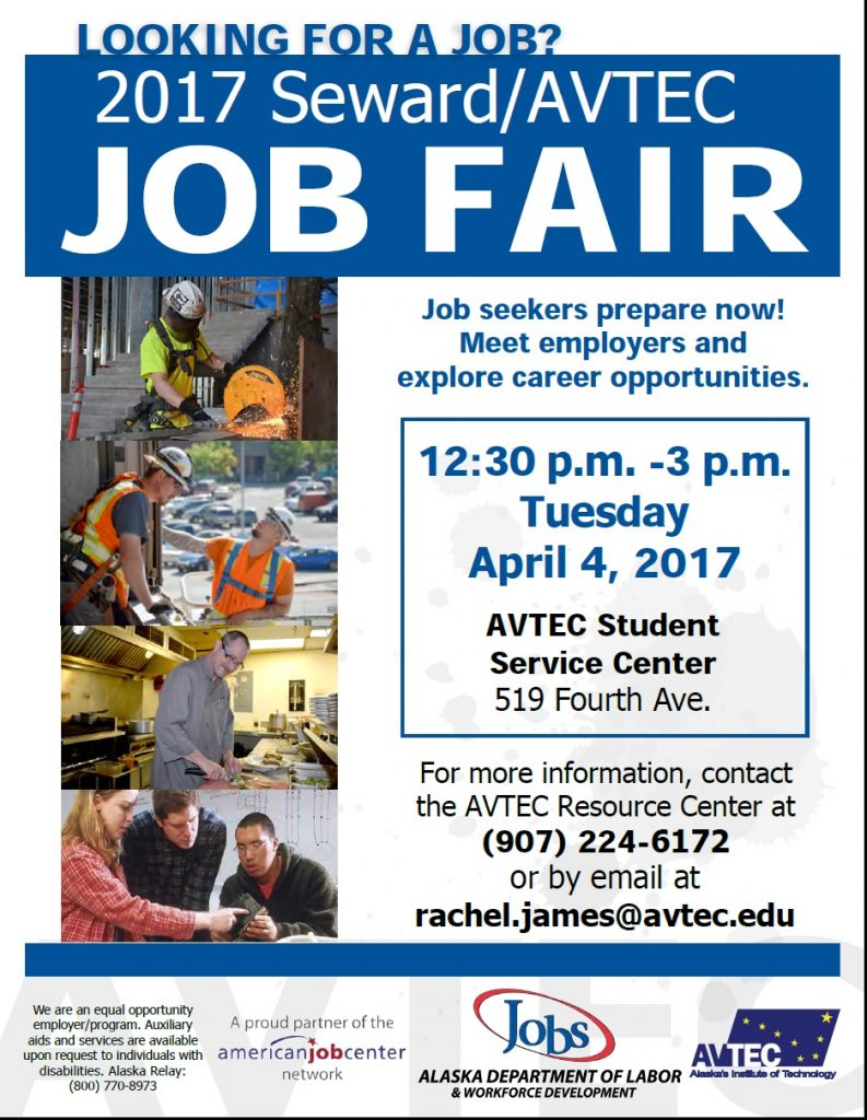 Seward Job Fair