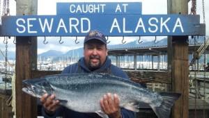 Silver Salmon Derby @ Seward, Alaska