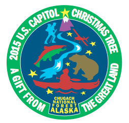 US Capitol Christmas Tree @ Alaska SeaLife Center | Seward | Alaska | United States